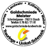 Logo Landwehr - Goldschmiede