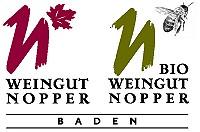 Logo Weingut Nopper I Bioweingut Nopper