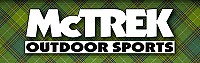 Logo McTREK Outdoor Sports