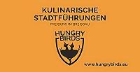 Logo Hungry Birds - die kulinarische Stadtführung in Freiburg