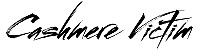 Logo Cashmere Victim