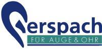 Logo Gerspach, Für Auge & Ohr