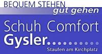 Logo Schuhfachgeschäft Armin Gysler