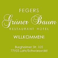 Logo Grüner Baum, Restaurant Hotel