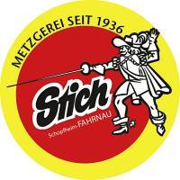 Logo Metzgerei Partyservice Stich