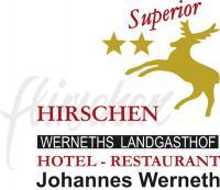 Logo Hirschen - Werneths Landgasthof