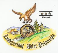 Logo Adler Pelzmühle, Landgasthof