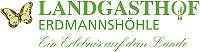 Logo Landgasthof Erdmannshöhle