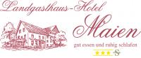 Logo Landgasthaus Hotel Maien