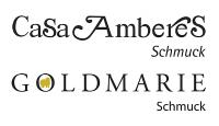 Logo CaSa Amberes & Goldmarie Schmuck