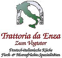 Logo Trattoria da Enza