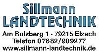 Logo Sillmann LANDTECHNIK