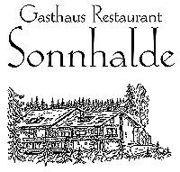 Logo Sonnhalde Cafe Restaurant